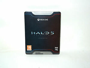 HALO-5-GUARDIANS-LIMITED-COLLECTOR-039-S-EDITION-Xbox-One-Microsoft-game-new-sealed
