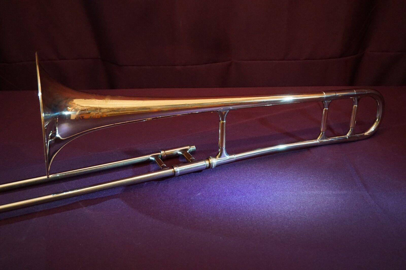 1959 FE Olds R-15 Professionelles Tenor Trombone-Fullerton Kalif