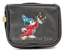 NEW Disney Parks WDI Cast Member Sorcerer Mickey Pin Trading Bag Crossbody Pouch