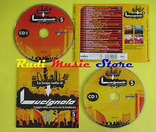 CD LA LUNGA NOTTE DI LUCIGNOLO compilation GOSSIP DAVID GUETTA no lp mc dvd(C15)