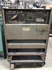 LINCOLN WELDER IDEALARC R3R-400 DC ARC WELDER
