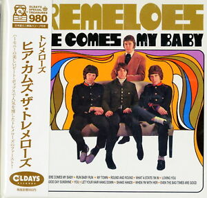 TREMELOES-HERE-COME-THE-TREMELOES-JAPAN-MINI-LP-CD-BONUS-TRACK-B57
