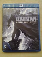 Batman The Dark Knight Returns Blu ray+DVD+Digital,D.C.,Animated Universe