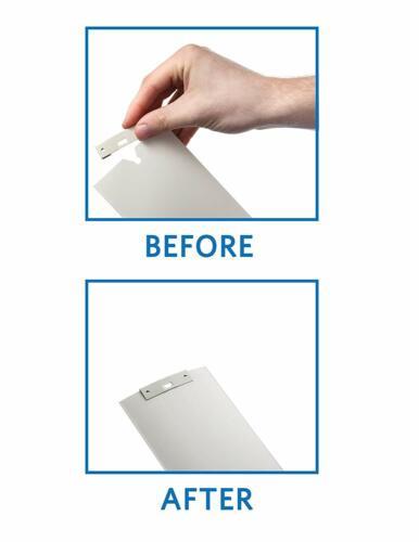 Vertical Blind Repair Vane Savers White Set of 6