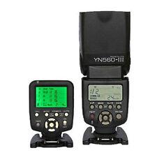 Yongnuo YN-560 III Wireless Flash Speedlite + YN560-TX LCD Trigger for Nikon
