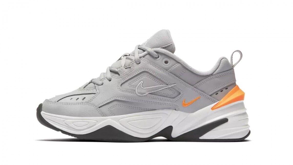 Nike WOMEN'S M2K Tekno Atmosphere Grey SIZE 10.5 FITS MEN'S 9 BRAND NEW Monarch