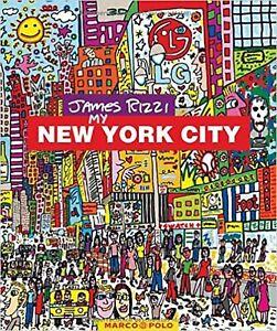 James-Rizzi-034-NEW-YORK-034-Buch-Grandios-Gigantisch-inzwischen-ausverkauft