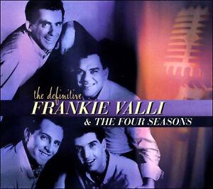 FRANKIE-VALLI-amp-4-SEASONS-26-Greatest-Hits-NEW-CD-All-Original-Songs