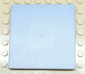 Lego-Lot-of-1-Light-Bluish-Gray-6x6-Tile-6881