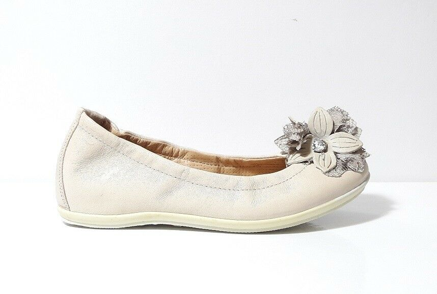 shoes BALLERINE women IGI&CO 67211 PELLE MORBIDA SABBIA NUMERO 36 MADE IN ITALY
