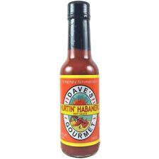 Dave's Gourmet Hurtin' Habanero Hot Sauce