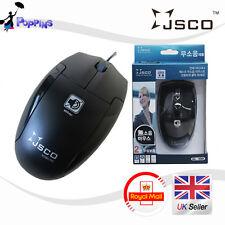 New JSCO USB Optical Scroll Wheel Noiseless JNL-006K