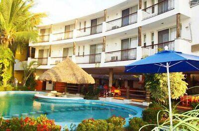 HOTEL BOUTIQUE de 3 Plantas, 12 habitaciones con TV, minisplits, frente a la bahía de TEACAPÁN, SIN.