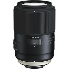 Tamron SP 90mm f/2.8 Di VC USD Macro 1:1 Lens for Nikon Digital SLR Cameras