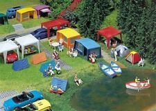 Faller H0  130504 Camping-Zelte-Set #NEU in OVP##
