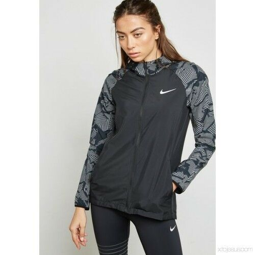 25a31aede8 Nike Essential Flash Hooded Jacket for Women Size 1x for sale online | eBay