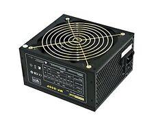 RHOMBUTECH® 800 Watt PC-Netzteil ATX Effizient bis zu 84% Silent Gaming-Netzteil
