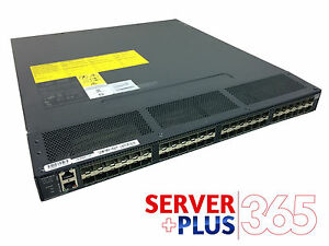 Image is loading Cisco-MDS-9148-48-Port-Fabric-Switch-w-