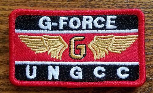 Godzilla G-Force Ungcc Rechteckig Aufnäher 7.6cm Breit