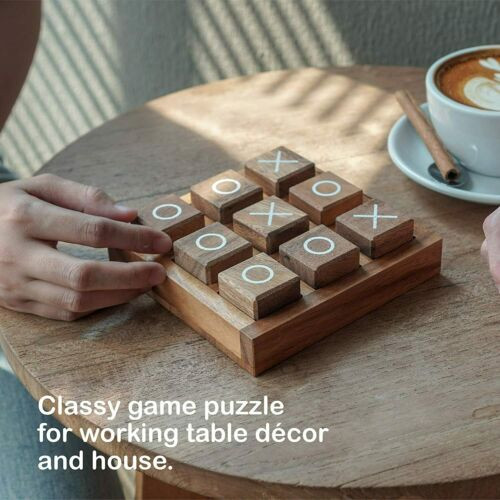 Game Play Tic Tac Toe For Kids Family Board Games 3D Travel Of Living Room Decor