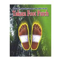 Takara Detox Foot Patches - Body Detoxification Foot Pads