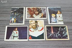 Lot-vignettes-images-Age-1981-NO-Panini-n-9-31-71-91-136-140-1982-ULYSSE-31