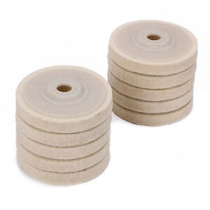 4-Inch-Wool-Felt-Polishing-Buffing-Wheel-For-Angle-Grinder-10Pcs-Thickness-15mm