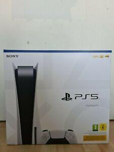 Sony PS5 Blu-Ray Edition Spielekonsole - Weiß - 825GB