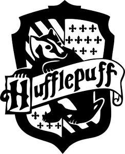 Lovely Image Is Loading Harry Potter Hufflepuff House Vinyl Car Window Laptop