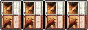 4-englische-Wear-Tear-Spielset-Dragon-039-s-Maze-Magic-the-Gathering-MTG-Mint