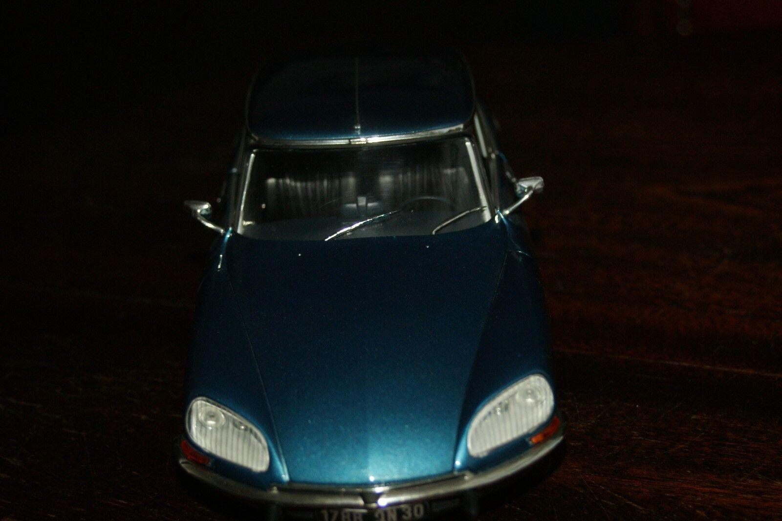 1 18 NOREV Citroen DS 23 Pallas 1973 Blau blau  | Sonderangebot