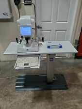 Carl Zeiss Iol Master 500 Optical Biometry Withpower Table Amp Calibration Test Eye
