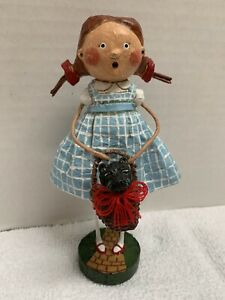 LORI MITCHELL Wizard Of Oz Off To See The Wizard Dorothy ~ Figurine