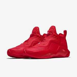 Nike Lebron Soldier 14 XIV iD Red