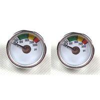 2 X 3000 Psi Paintball Micro Gauge-co2