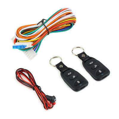 Car Remote Central Door Lock Locking Keyless Entry System W2 Remote
