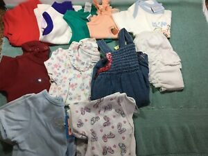 Baby Girls Size 6 9 9 12 Months Summer Clothes Lot Of 11 Brand New Ebay