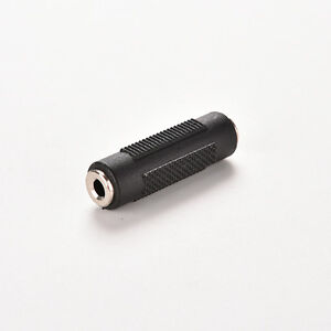 3-5mm-Female-to-3-5mm-Female-Jack-Coupler-Headphone-Extender-Audio-Adapter-Z