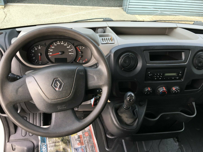 Renault Master III T35 2,3 dCi 125 L3 Ladvogn - billede 6