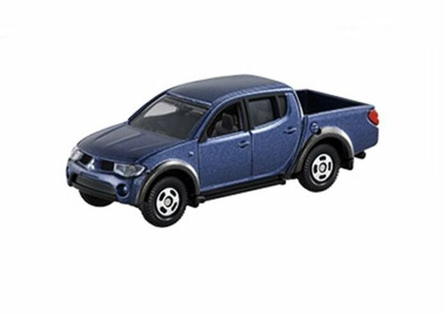 Takara Tomy Tomica #109 Mitsubishi Triton Diecast Car Vehicle Toy