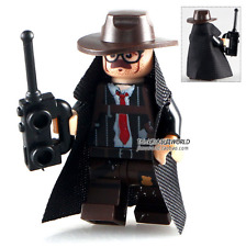 Il Commissario GORDON BATMAN MOVIE CUSTOM Pupazzetto accoppiamenti LEGO-Trusted UK Seller