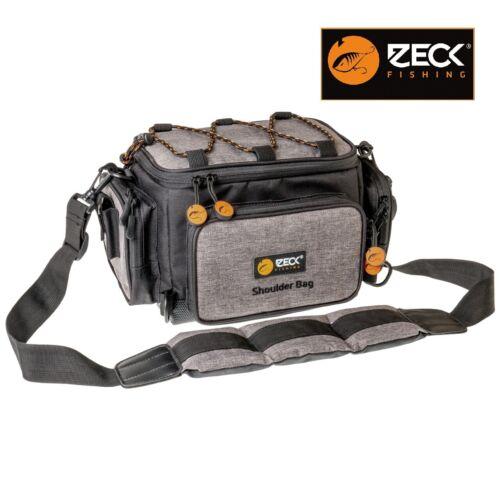 """Zeck Predator /""""Shoulder Bag/"""" S-M Tackle Tasche Bag Angeltasche Spinnfischen"""