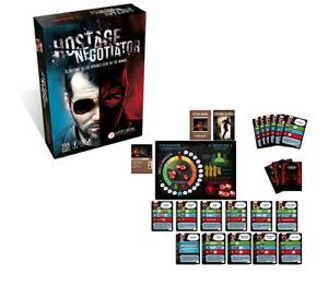 Hostage Negotiator, juego básico y expansiones