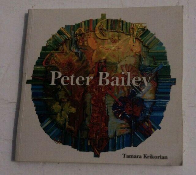 Peter Bailey by Tamara Krikorian (Paperback / softback)