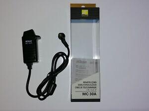 NIKON télécommande  MC-30A pour D5, D4, D3, D850, D800, D700, D500, D300, D300s.