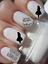Alice-au-pays-des-Merveilles-ongles-manucure-nail-art-water-decal-sticker miniatuur 2