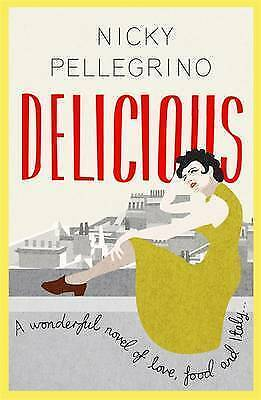 1 of 1 - Delicious,Pellegrino, Nicky,Excellent Book mon0000041687