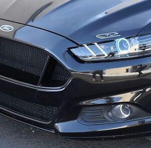 Angel Eye Fog Lamps Halo Driving Lights Kit For 2013 2014