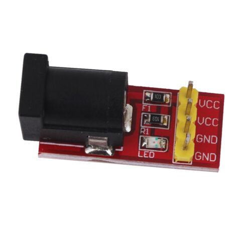 USB 2.1x5.5mm Male Connector Plus Step Up Module Converter DC 5V to DC 9V//12V