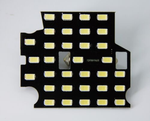 LED Direct Exact Fit Panel Light for Toyota Landcruiser 80 series 2 pieces